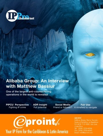 Alibaba Group An Interview with Matthew Bassiur