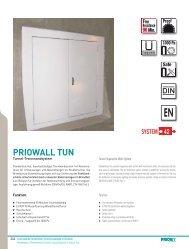 PRIOWALL TUN - Priorit