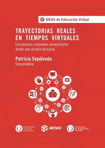 TRAYECTORIAS REALES EN TIEMPOS VIRTUALES
