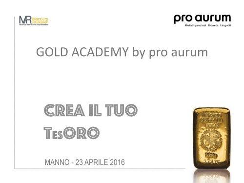 23.04.2016 – TesORO
