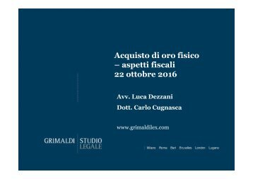 22.10.2016 – Cugnasca Carlo