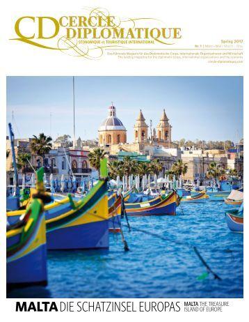 CERCLE DIPLOMATIQUE - issue 01/2017