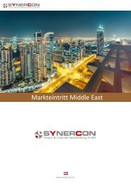 Synercon Exportberatung ME 2017