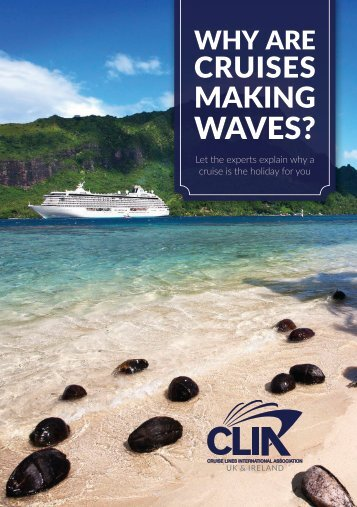 Why are cruises making waves Feb 2017