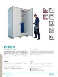 PRIOBOX - Priorit