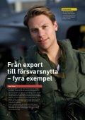 Hur bidrar försvarsexporten till försvarsnyttan? - Page 4