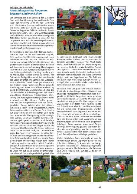 TSV-Nachrichten 4/2011