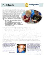 Early Connections Annual Report 2015-2016 FY - Page 6