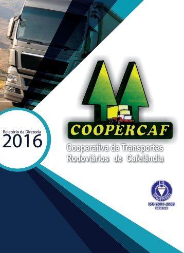 COOPERCAF - COOPERATIVA DE TRANSPORTES 2016