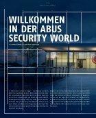 ABUS Magazin - Seite 2