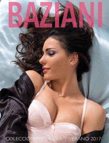 Catálogo Primavera Verano 2017 Baziani Baziano
