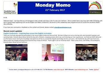 Monday_Memo_21st_Feb_17