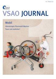 VSAO JOURNAL Nr. 1 - Februar 2017