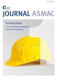 Journal ASMAC No 1 - Février 2016