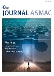 Journal ASMAC No 3 - Juin 2016