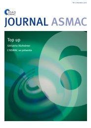 Journal ASMAC No 6 - Décembre 2016