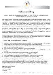 Stellenausschreibung_OSP_Rheinland_TT