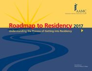 Roadmap to Residency