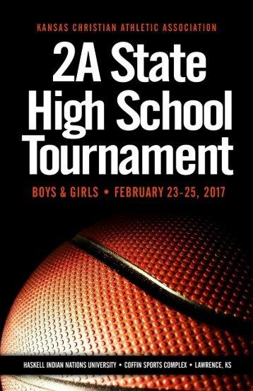 KCAA 2017 State Basketball