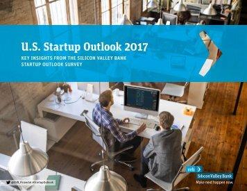 U.S Startup Outlook 2017