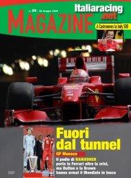 GP Monaco - Italiaracing