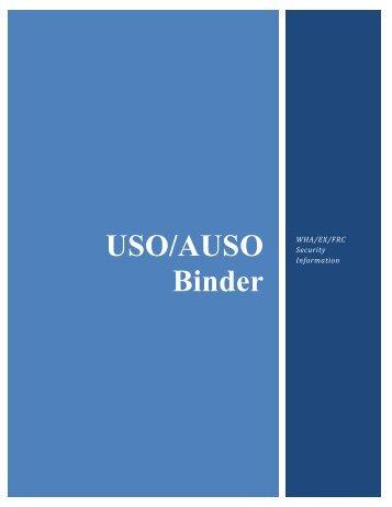 PUSO Binder