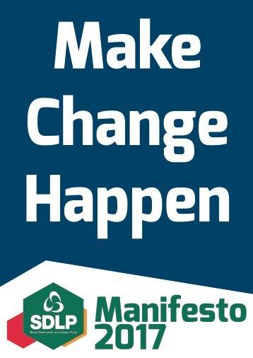 Change Happen