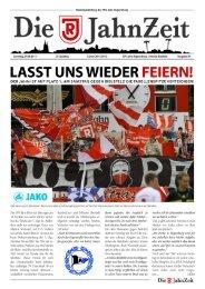 """""""Der Jahn ist eine Überraschung!"""" DSC Arminia Bielefeld"""