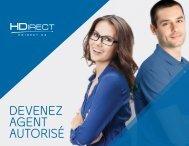 HDirect Devenez agent