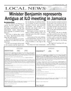 Caribbean Times 3rd Issue - Page 5
