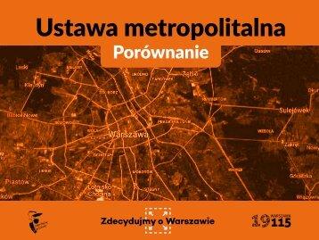 Ustawa metropolitalna