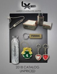 2018 LXG CATALOG PRICED FULL NON PRICED EMAILABLE