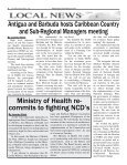 Caribbean Times 3rd Issue - Wednesday 22nd February 2017 - Page 6