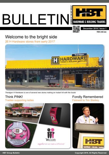 HCN@HBT Bulletin Issue 01 Ray Quek Hardware Channel News RQ Consulting RQC