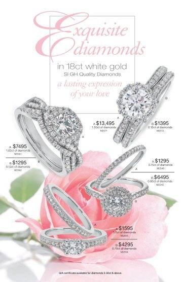 Stephens Collection Diamond Catalogue 2017