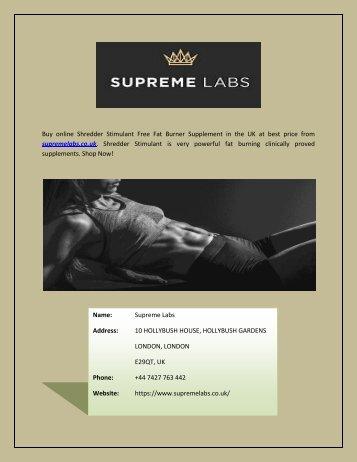 Supreme Labs
