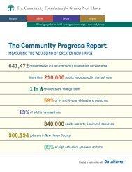The Community Progress Report