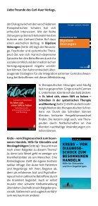 Carl-Auer Verlag Neuerscheinungen Frühjahr 2017 - Page 2
