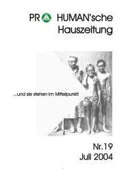Gestorben, aber lebendig in Erinnerung - PRO-HUMAN-Altenhilfe.de
