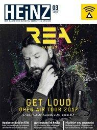 HEINZ Magazin Oberhausen 03-2017