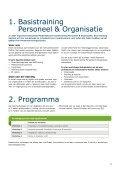 Uitnodiging Basistraining Personeel & Organisatie - Page 3