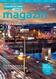 Unser Saarbrücken Magazin Januar 2017