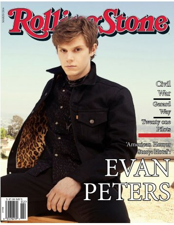 Revista corta Rolling Stones
