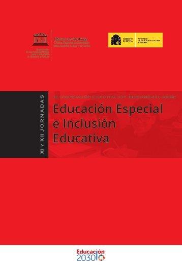 Educación Especial e Inclusión Educativa