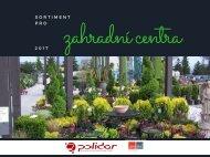 Sortiment Pro zahradni centra_Polidar