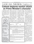 Caribbean Times 4th Issue - Thursday 23rd February 2017 - Page 2