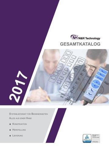 NH Technology Gesamtkatalog 2017