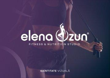 ELENA OZUN IDENTITATE VIZUALA