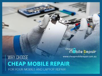Expert Mobile Phone Repair Services in Sydney