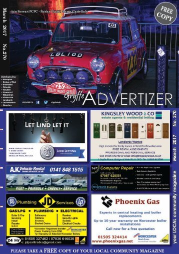 270 March 2017 - Gryffe Advertizer